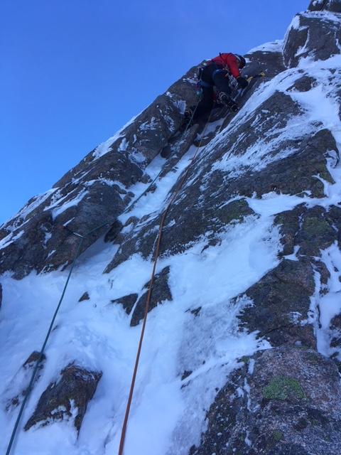 Cairngorm Mixed Climbing