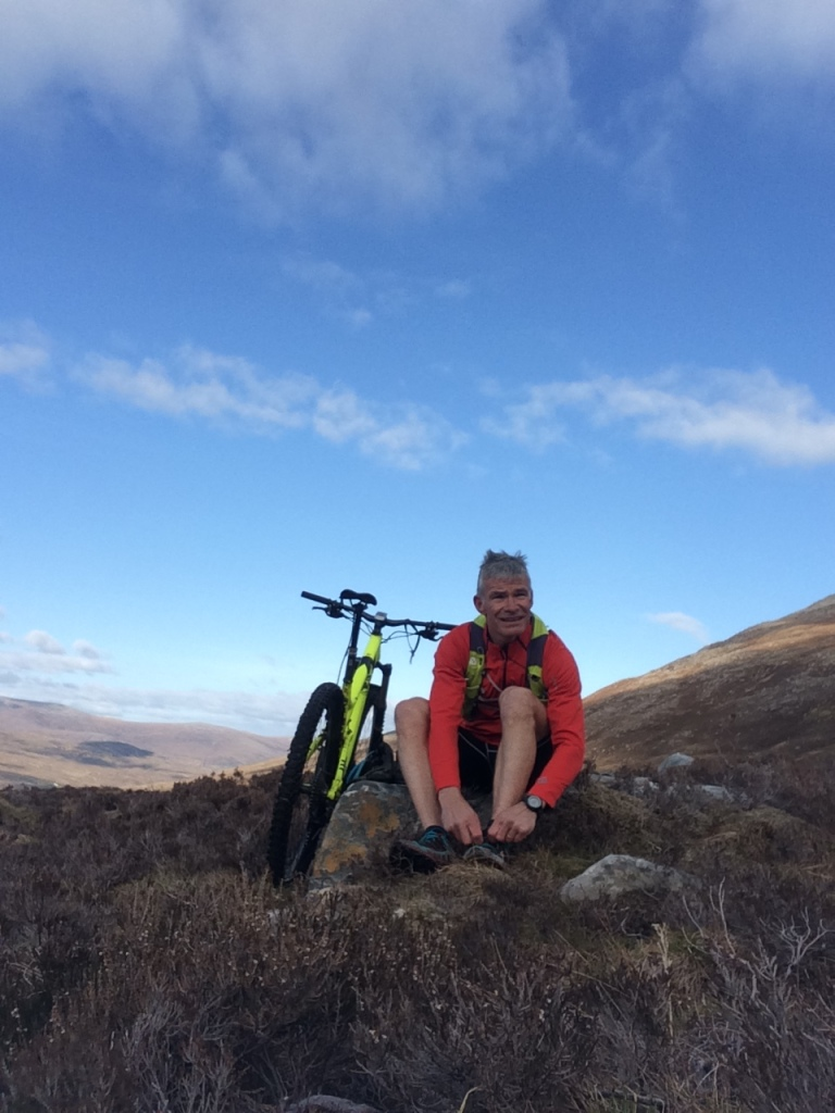Mountain Bike the Highlands!