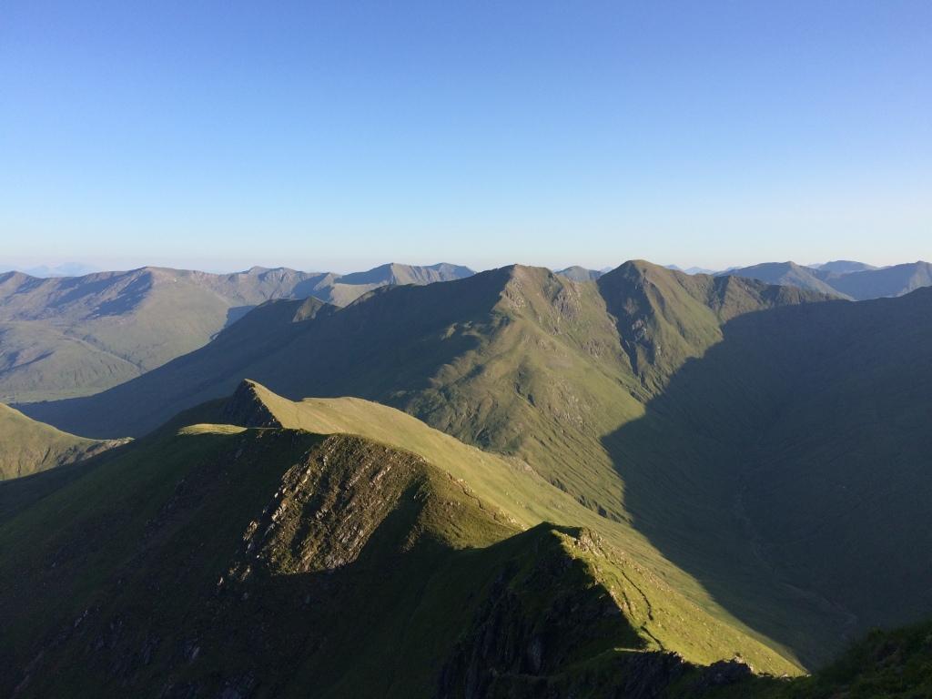Glen Affric hills
