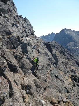 The Cuillin Ridge, Skye
