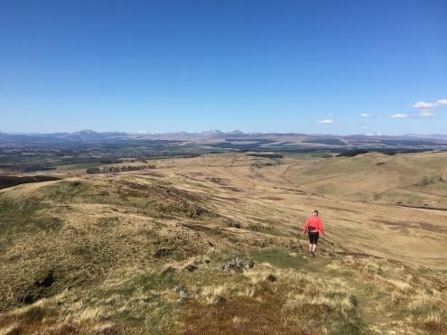 Hill running